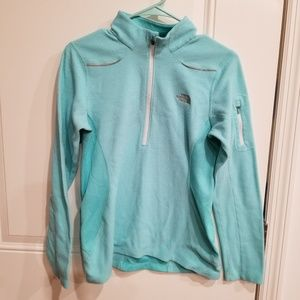 The North Face women's full zip jacket.